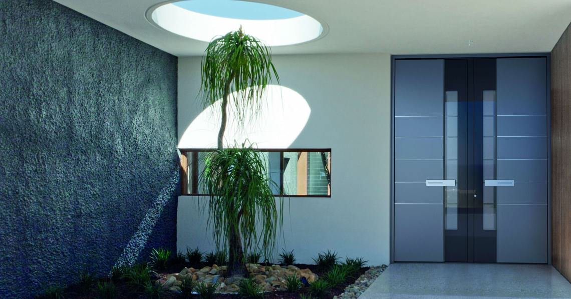 Best ways to decorate your entrance doors