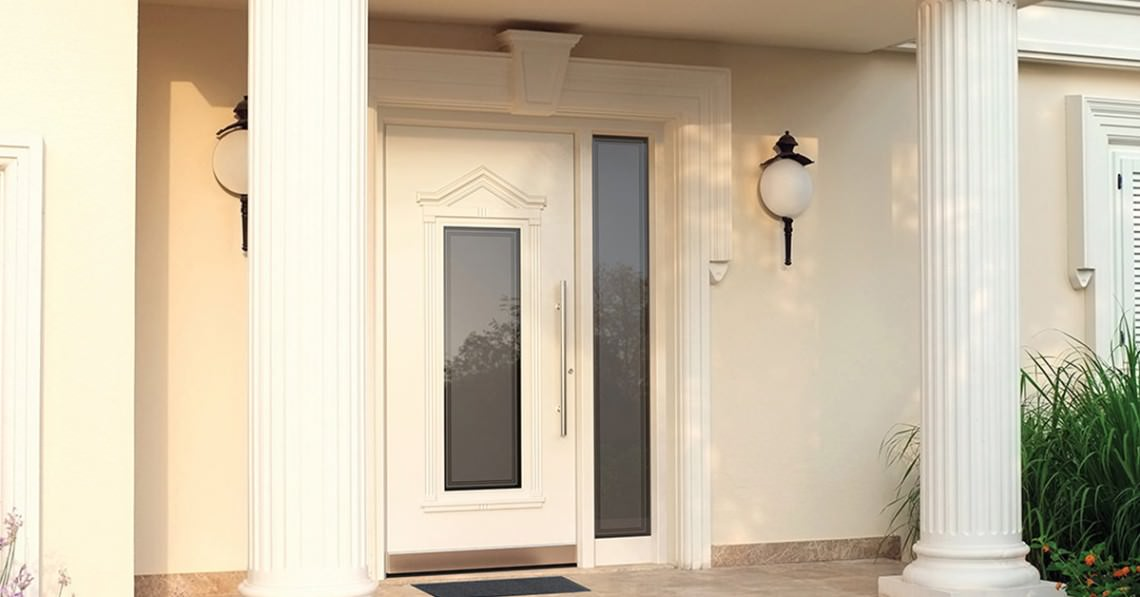Why should you invest in your front doors? | PIRNAR