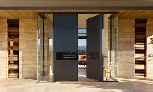 World S Most Innovative Entrance Doors Pirnar