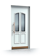 Aluminium entrance door 3181