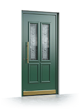 Aluminium entrance door 3240