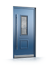 Aluminium entrance door 3340