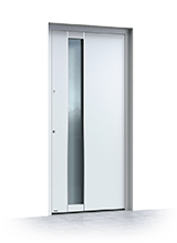 Aluminium entrance door 6025