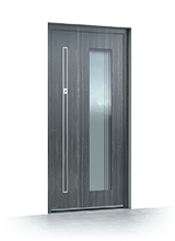 Aluminium entrance door 627A